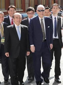 李、王佈局 要除國民黨中國命脈?