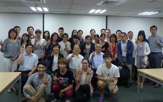 第一屆【千軍萬馬跨境電商創業營】,經過三個月的密集培訓,為台灣培育了上百名電商人才。(資策會提供)