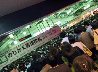 JR線意外停駛 東京通勤族表現太驚人…