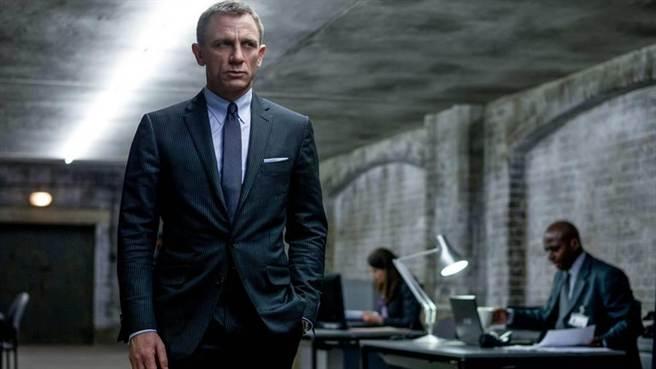丹尼爾克雷格(圖/索尼影業《007空降危機》)