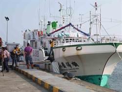 順得慶888非法捕獵鯊魚鰭 漁業署押船返抵