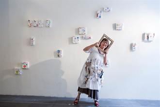 瑞士藝術家愛台灣 海邊廢棄物巧手變藝術品