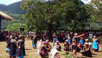 卡那卡那富族正名周年 米貢祭盛大舉行
