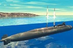 陸096核潛艦 射程覆蓋美歐