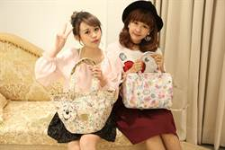 Crystal ball 秋冬新款發表會:紀卜心與小草的女孩時尚!