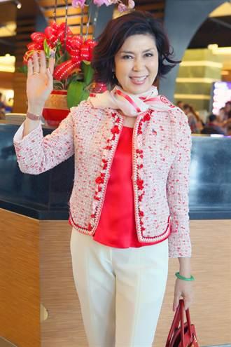 白嘉莉返回印尼 感念台灣人情味