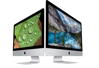Apple 推出全新Retina顯示器iMac