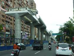 中市府推捷運路網規畫 連結大眾運輸系統