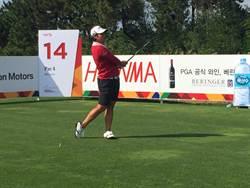 曾雅妮台5將唯一收紅 韓亞銀賽首輪並列22