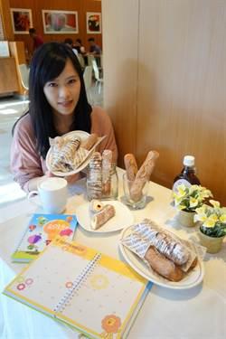 Mister Donut楓糖蛋糕棒 17日開賣北海道風味