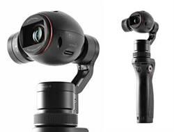 手震救星 手持雲台相機 OSMO上市