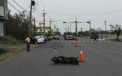 彰化警車撞機車 2老婦喪命