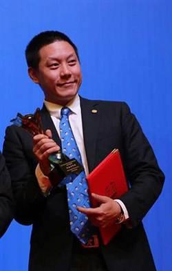最年輕企業家─蔡旺家榮獲陸食品科技創新獎