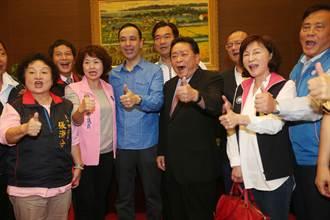 鞏固中台灣 朱:民進黨不再躺著選了