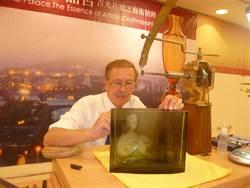 捷克國寶級雕刻大師 漢神百貨舉辦見面會