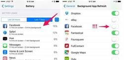 臉書 iOS App更新 不再偷吃電