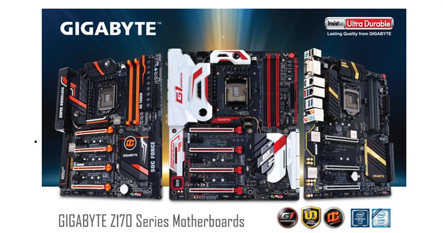 技嘉發表全新100系列主機板  ,搶先搭載Intel USB 3.1 控制晶片提供2倍傳輸頻寬。(技嘉提供)
