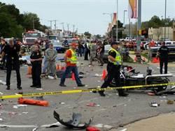 美大學返校遊行 女子酒駕衝撞人群釀4死33傷