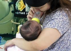 46天大女嬰心室中膈缺損 父愛改變她和執刀醫生