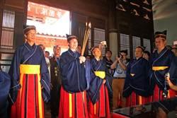 朱子885歲誕辰 金門六佾舞隆重祭典