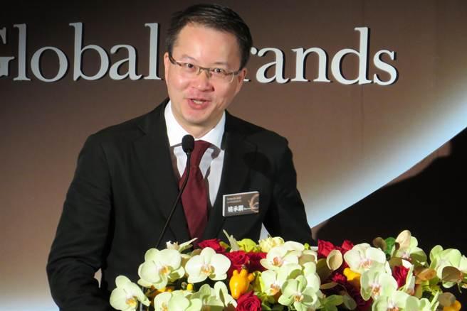 Interbrand總經理姚承綱認為,3M比Apple更適合讓台灣企業學習。(王揚宇攝)