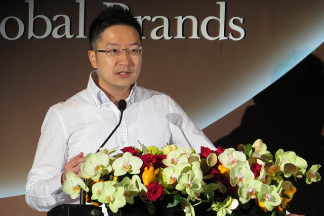 Facebook(臉書)大中華區科技及電訊行業總經理朱仲榮。(王揚宇攝)