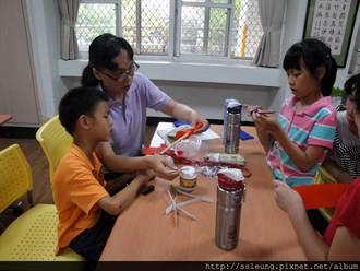 教孩子玩數學 大學教授開親子數學營