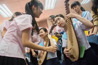 日本夕陽丘高校訪鳳新高中 台日學生交流