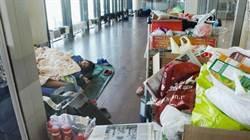 俄國太官僚 敘難民困機場50天