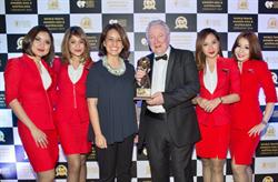 AirAsia 榮獲亞洲最佳機組人員獎