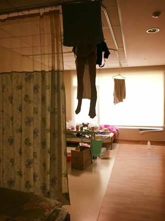 醫院驚見上吊人影!? 護理師嚇破膽
