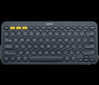 羅技K380跨平台藍牙鍵盤 PChome獨賣