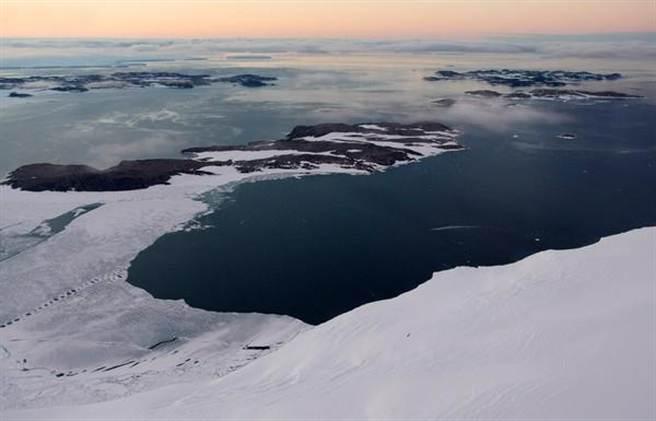 圖為南極資料照(美聯社)