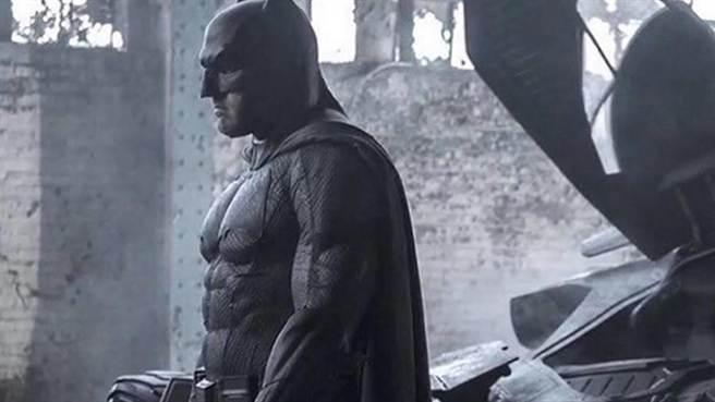 蝙蝠俠對超人:正義曙光(圖/華納兄弟電影)