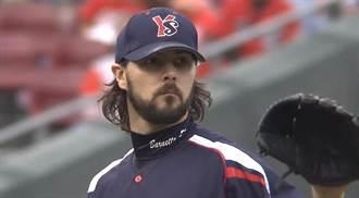 養樂多守護神柏奈特入札重返MLB