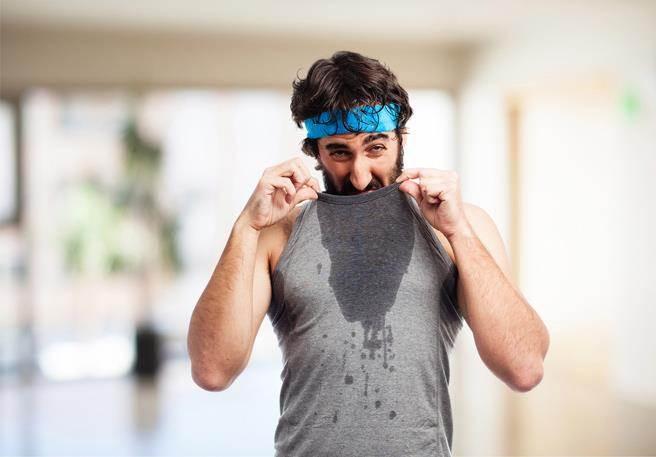 多汗症不算是真正的病,它只是人體交感神經過度亢奮的生理現象。圖片來源:健康365
