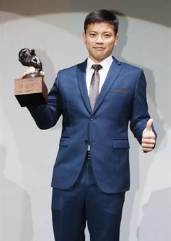 桃猿林柏佑 獲年度最佳進步獎