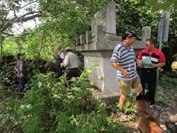 日人來古坑找石碑 探索那些年在台灣的日子