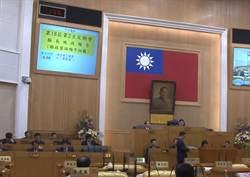 魏明谷施政報告逐字唸逾1.5小時 議員們都昏了