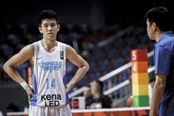 U16男籃賽 中華隊輕取泰國 7連勝闖進4強