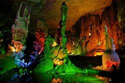 圖輯:世界地質公園敦煌、織金洞秀麗景觀
