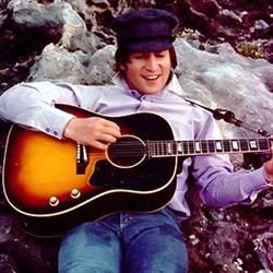 藍儂木吉他 失蹤50年後241萬美元拍出