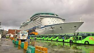 山富旅遊「海洋航行者號」 旅展最後日祭好康
