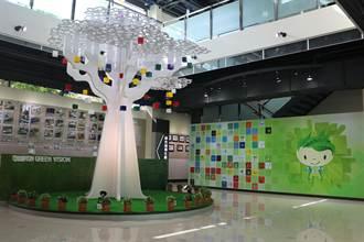 磁磚觀光工廠  冠軍綠概念館重新開幕