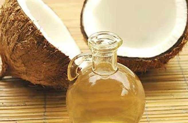 椰子油。(圖/新浪)