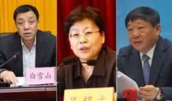 寧夏上海北京首虎相繼下台 全中國「淪陷」