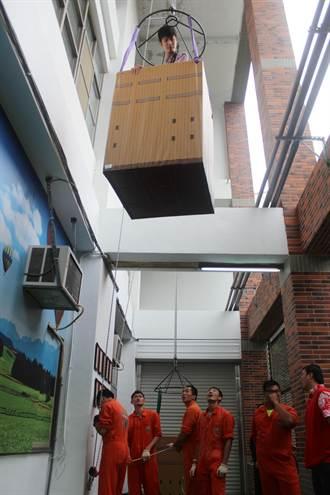 全台唯一 亞太熱氣球情境教室啟用