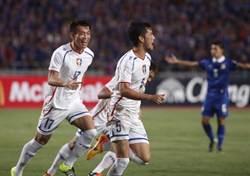 世足資格賽 不敵泰國強攻 中華2比4落敗