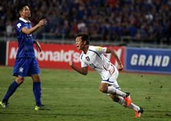 吳俊青助攻 黃楷峻攻入國家隊生涯首球