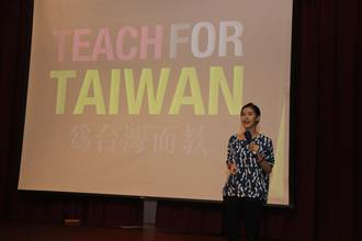 康橋雙語學校邀劉安婷演講 分享人生觀